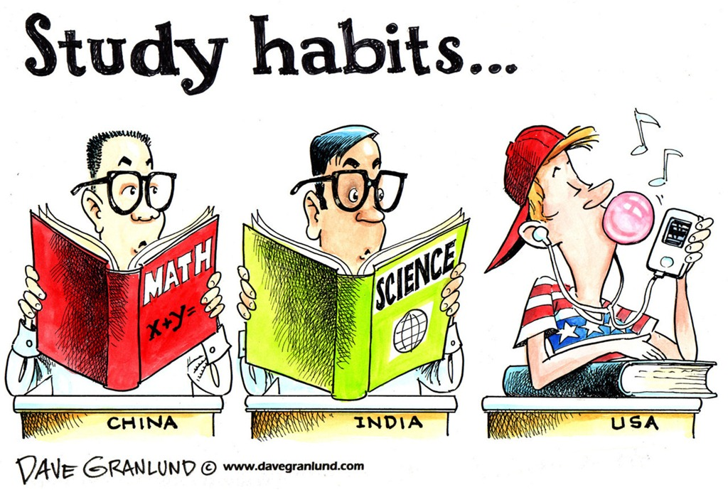 Study Habits In Education Thedigitaldad Rants On